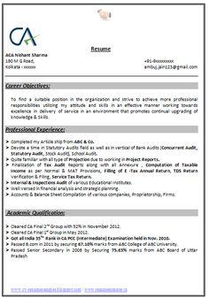 Format Of Resume For A Fresher President Obama Job Resume