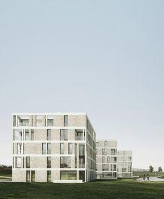 Ekkelgarden residential project - A2O Architecten