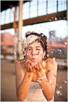 Urban balloons: Cool J'burg | Styled Wedding Inspiration - Wedding Inspirations & Ideas | UK Wedding Blog: Want That Wedding
