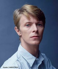 David Bowie, 1978 (Lord Snowdon)