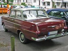 Opel Rekord P 2 D