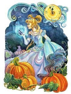 Cinderella by Vasylissa on DeviantArt