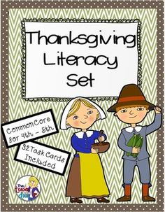 46 page set with 32 task cards, rigorous reading passages, a persuasive writing activity, poetry and more! $