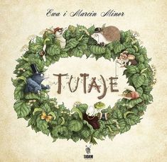 Tutaje - Minor Ewa, Minor Marcin Books For Boys, Childrens Books, The Master And Margarita, House Illustration, Illustrations, Fine Art Prints, Floral Wreath, Behance, Book Covers