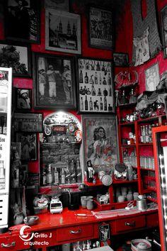 Bar, Fonda Murales, Lagos de Moreno, Jalisco, Méx.