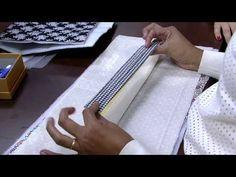 Mulher.com 01/07/2015 Eliana Waki - Necessarie para maquiagem com alça Parte 1/2 - YouTube