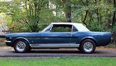 """prova275: """" Mustang GT… 1965 289 convertible """""""