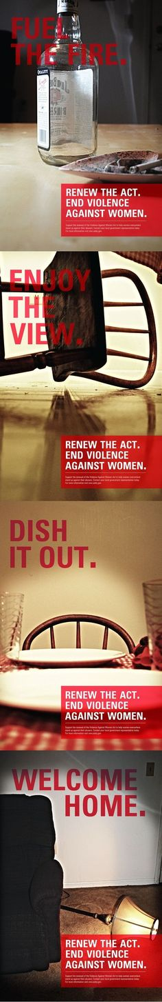 Support the renewal of the Violence Against Women Act to help women everywhere stand up against their abusers. Contact your local government representative today. For more info visit: http://www.usdoj.gov - Posters by Marcy Ferguson http://www.behance.net/mjferguson - Feminicide, Woman Rights, Women Rights, Stop Violence Against Women, Domestic Violence, Help Spread This, Violencia de Género, No Alla Violenza Contro Le Donne, No Alla Violenza Sulle Donne, Femminicidio, Basta Violenza Sulle…