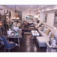Come and see all our new T R E N D Y accessories and get your home ready for fall! #LaMaisonInteriorDesign #Style #TrendyAccessories