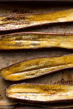 Miso-Glazed Eggplant Recipe - NYT Cooking