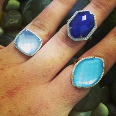 Thanks @myjewelshop for this great shot! #dovesjewelry #rings #bling
