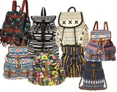 Top 10 Fashion trends for spring 2014:  10. Clueless style is making a comeback with these little backpacks.