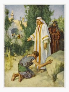 "Luke 17 and 17 - Jesus asked, ""Were not all ten cleansed? Where are the other nine?"