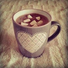 hot-chocolate with marchmellows*.*