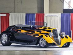 2015 Grand National Roadster Show SEABRIGHT HOT RODS