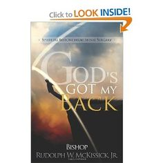 God's Got My Back: Spiritual Lessons from Spinal Surgery