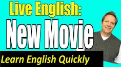 English Listening Lesson from a New Movie from Disney: Practice English ...