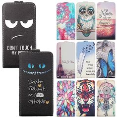 Top Selling 11 Colors Cartoon Pattern Up and Down Flip PU Leather Case For Gretel A7. Click visit to buy #FlipCase #case