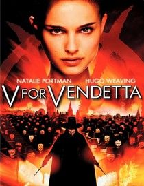 "My favorite movie and where I compared actress Natalie Portman with Hazel. ""You're like a millennial Natalie Portman. Like V for Vendetta Natalie Portman. V For Vendetta Poster, V For Vendetta 2005, V For Vendetta Movie, V Pour Vendetta, Vendetta Film, Vendetta Quotes, Hugo Weaving, Natalie Portman, Movie V"