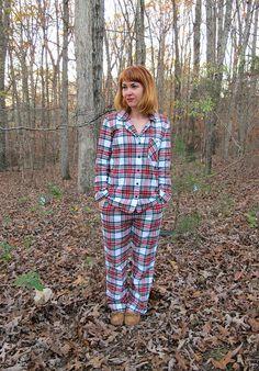 Flannel Carolyn PJs | Lladybird