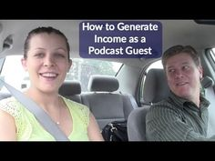 Generating Income as a Podcast Guest | Interview Connections TV