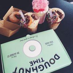 Doughnut Time - Fortitude Valley, Brisbane | 17 Epic Australian Milkshakes To Add To Your Bucket List