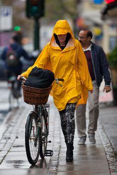 Rains Poncho