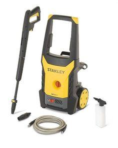 Πλυστικό μηχάνημα με δυνατό κινητήρα 1700W, πίεση 130 bar και παροχή νερού έως και 420Lt/h. Ιδανικό για καθαρισμό αυλών και πλακόστρωτων, για καθαρισμό αυτοκινήτου κ.α. Bar, Outdoor Power Equipment, Home Appliances, Water, House Appliances, Appliances, Garden Tools