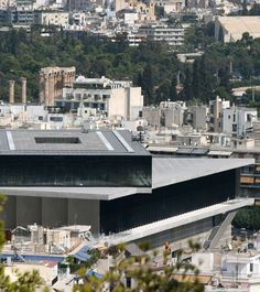 New Acropolis Museum Athens, Greece Bernard Tschumi, Museum Studies, Historical Monuments, Parthenon, Athens Greece, Attraction, Temple, Cruise, Bucket