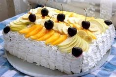 Торт тропиканкав | СвежачОК ☺