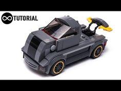 LEGO Mercedes Formula Truck MOC 75877 alternate model - YouTube