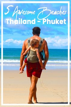 These are the best beaches with clean soft sand and clear waters in Phuket. We have explored many amazing beaches around Phuket, secret beaches, quiet beaches, surf beaches and beache with clear calm waters. These are the 5 very best beaches you will find on this Thai Island! - Great for everyone, but especially ideal for families travelling with kids.