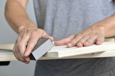 The Right Sandpaper for the Job - Woodworking Talk - Woodworkers Forum