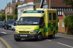 Ford Transit Ambulance - UK