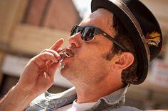 3fae6860640  Kaenon  Bluesmaster  Polarized Sunglasses.  Retro