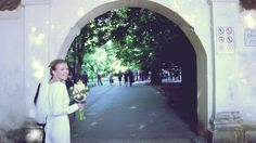 Beautiful ceremony in beautiful park
