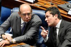 Cinco falas de Sérgio Moro sobre Lava Jato que mostram sua dialética equivocada
