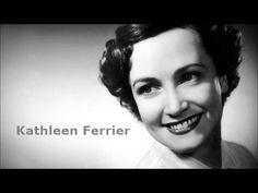 """Kathleen Ferrier """"Um Mitternacht"""" Mahler"""