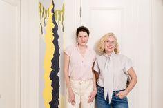 artistHappy Menocal and designer Starrett Zenko Ringbom