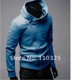 High Collar Men's Jackets