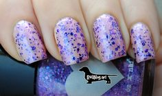 **Rainbow Honey - The Element of Magic (Equestria Collection June 2012) / NailBlog [TWO Coats over Revlon-Buttercup! =D]