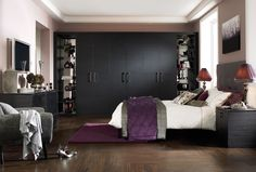Boutique - Black Bedroom Furniture & Wardrobes From Sharps