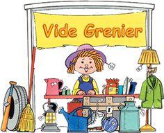 20 Idees De Brocante Vide Maison Vide Grenier Vente De Garage