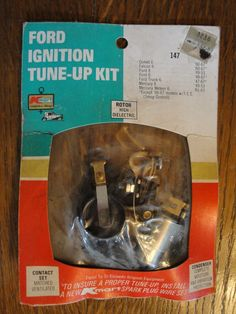 Ford Ignition Tune Up Kit Falcon Comet 6 Cylinder Mercury Truck 1960 1967 | eBay