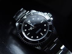 Rolex Submariner 14060M   Check us out and enjoy! https://www.flickr.com/groups/watchcollector