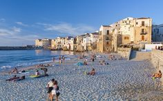 Cefalu beach, Sicily, Italy | Photo Gallery | Rough Guides