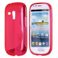 Funda Samsung Galaxy S3 mini SLine MiniGel - Rosa  CL$ 3.991,00