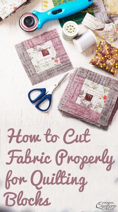 100 Brilliant Projects to Upcycle Leftover Fabric Scraps - DIscontra Quilting Tips, Quilting Tutorials, Quilting Projects, Sewing Tutorials, Sewing Hacks, Sewing Crafts, Sewing Tips, Crafts With Pictures, Novelty Fabric