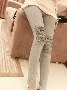 Fashion Design Women's Legging Cheap Leggings, Cheap Jeans, Women's Leggings, Modest Outfits, Modest Clothing, Women's Clothing, Skinny Jeans Style, Korean Fashion, Fashion Beauty