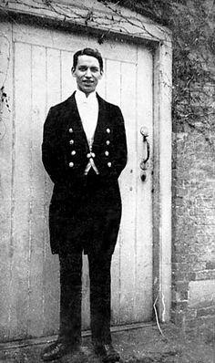 Middle class servant uniform, 1900